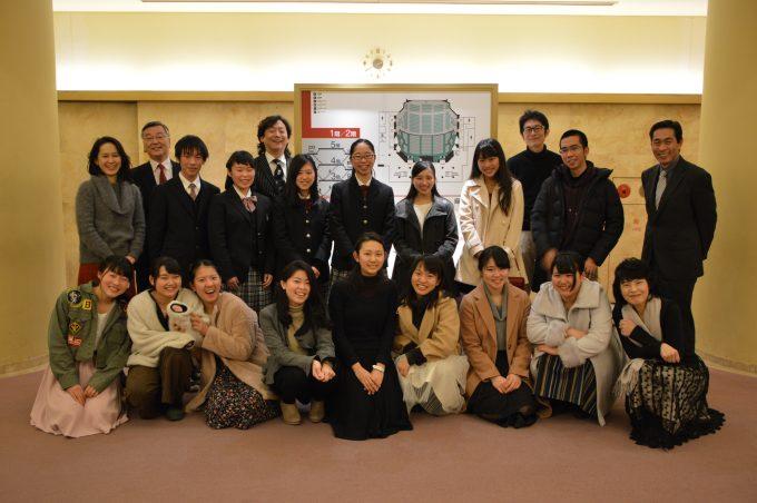 JOF Blog 舞台裏レポートナヴァラ&パリアッチ舞台裏レポート2018.02.03愛知公演のGPが行われました!