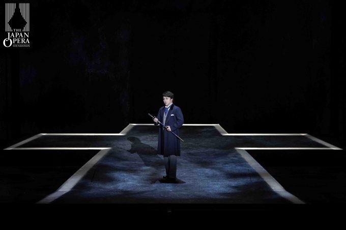 第2幕より ドン・オッターヴィオ(中井亮一)