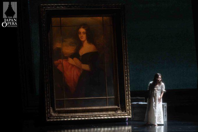 第3幕より ヴィオレッタ:砂川涼子