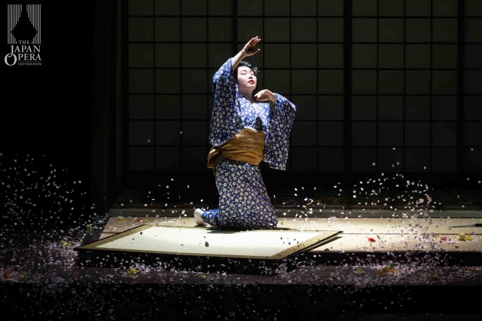 第2幕 第2場より 蝶々夫人(迫田美帆)