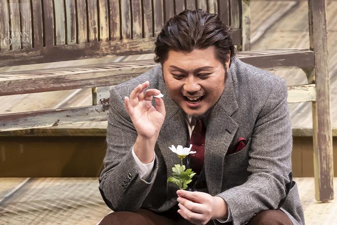 藤原歌劇団公演(共催:新国立劇場・東京二期会)「ランスへの旅」より
