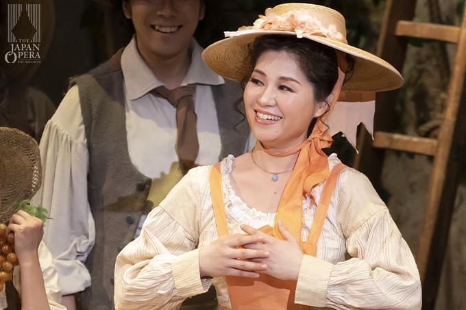 藤原歌劇団・NISSAY OPERA 2019公演「愛の妙薬」より