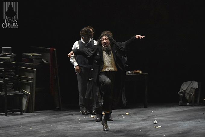 第4幕より コッリーネ(伊藤貴之)
